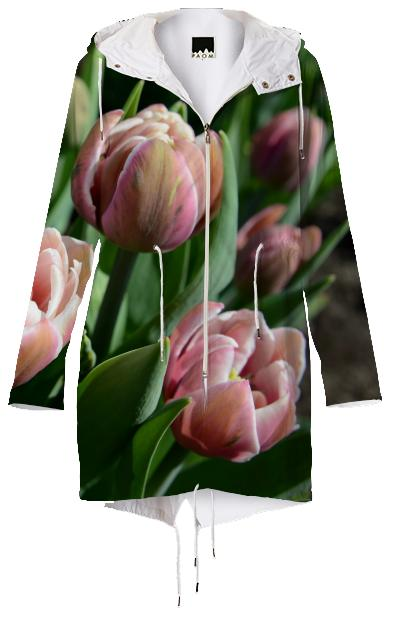 Tulips Raincoat