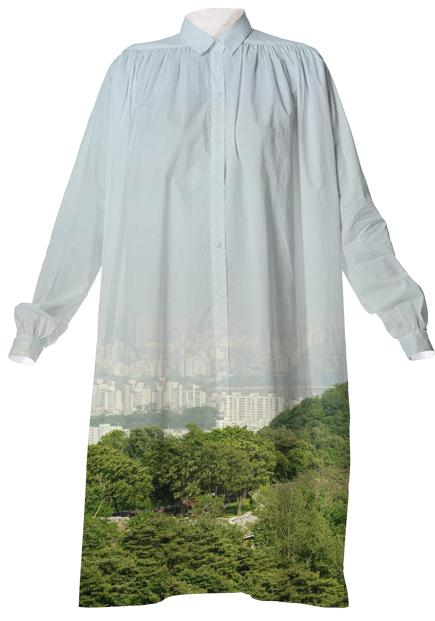 Seoul View VP Shirtdress