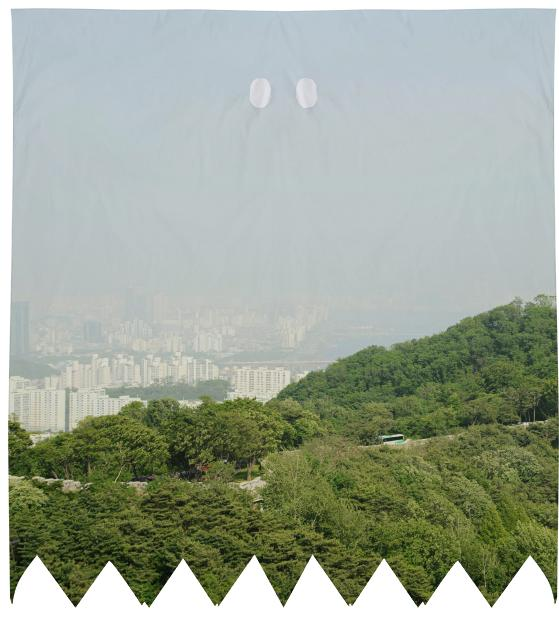 Seoul View Ghost Costume