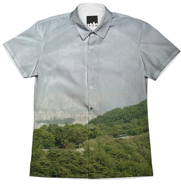 Seoul View Short Sleeve Workshirt