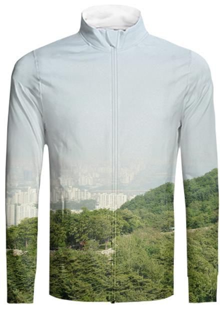 Seoul View Tracksuit Jacket