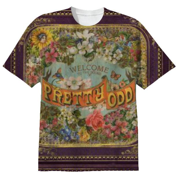 Pretty Odd shirt Panic At The Disco