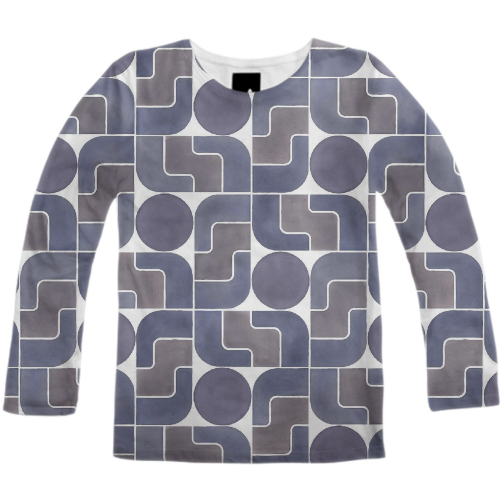 Monte Albán Mod long sleeve shirt by Frank-Joseph