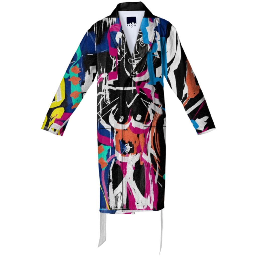 for wili graffiti robe 1