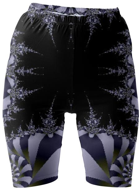 Space Royals Bike Shorts