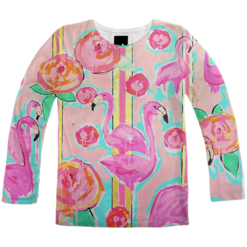 Gucci Flamingo Top