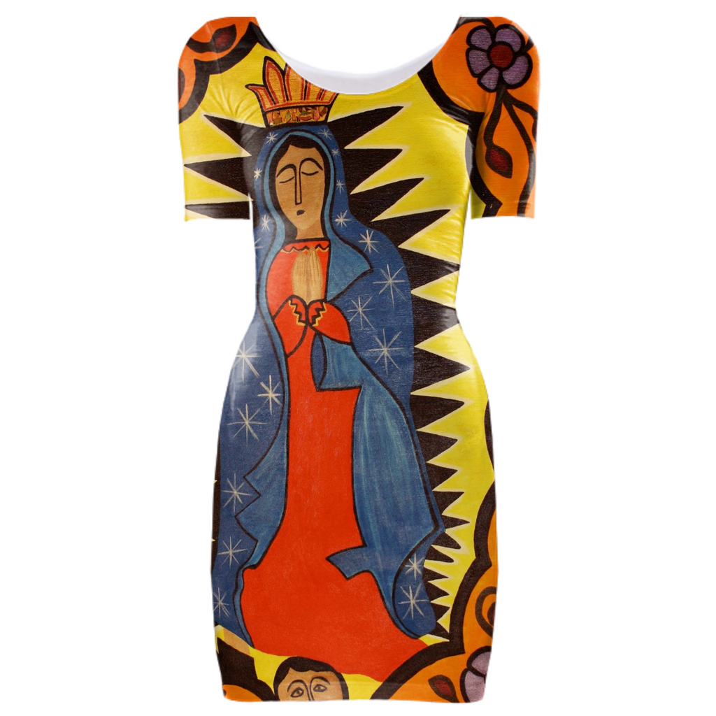 Lady Guadalupe Dress