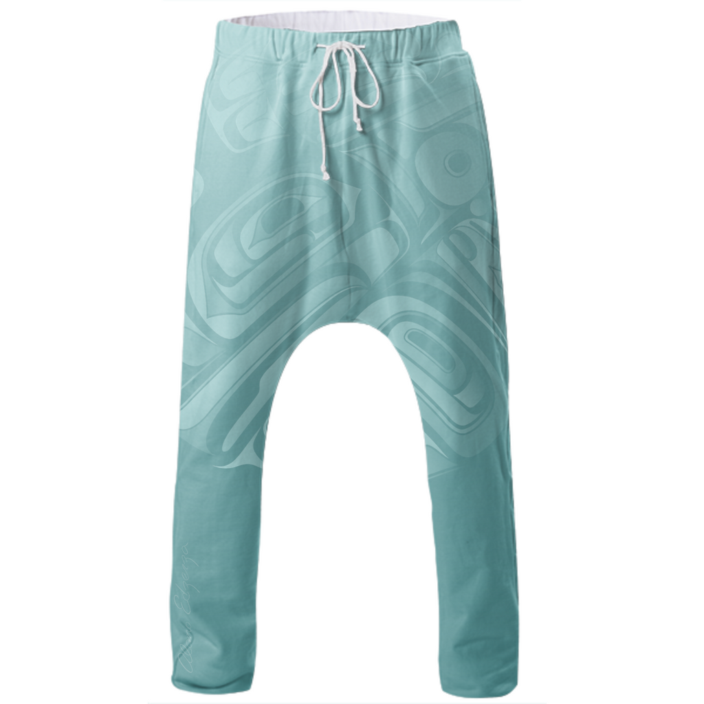 Seafoam Drop Pants