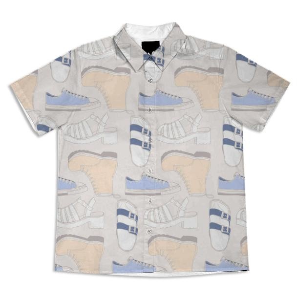 Take a walk in these shoes Shirt
