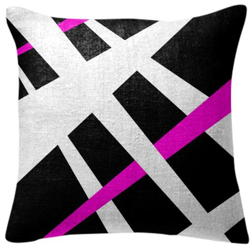 PINK LIGHT pillow