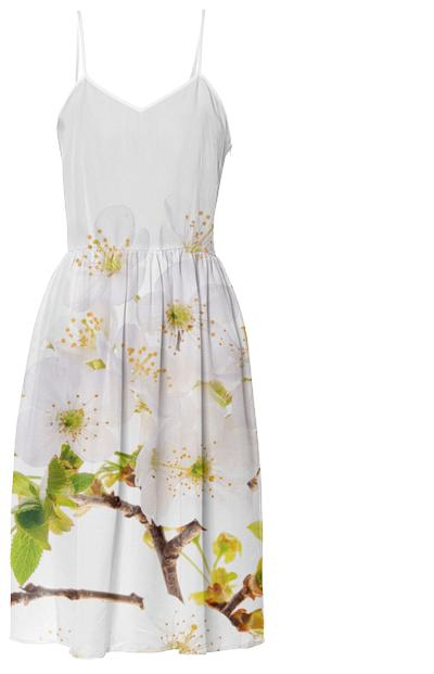 Anelys Flowers Primavera Summer Dress
