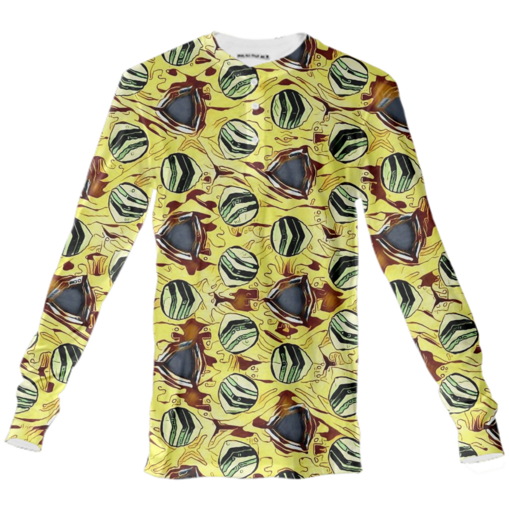 Watermelon Rage Long Sleeve Shirt