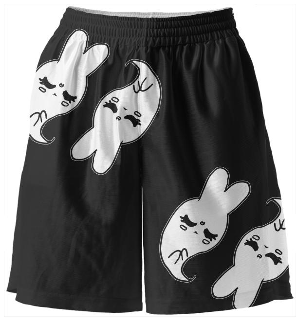 i am mimi basketball shorts