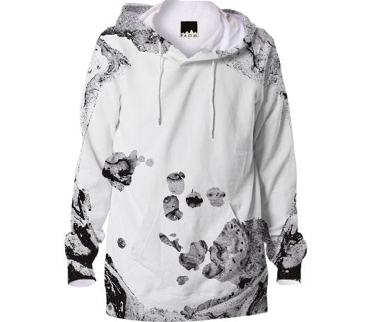 Radiohead A Moon Shaped Pool Hoodie