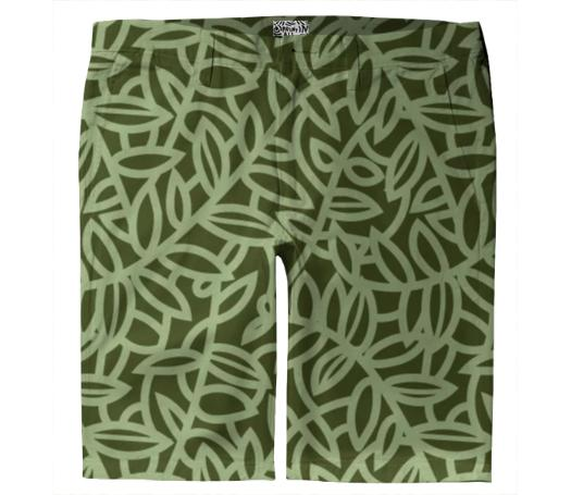 Leafy Greens Trousers