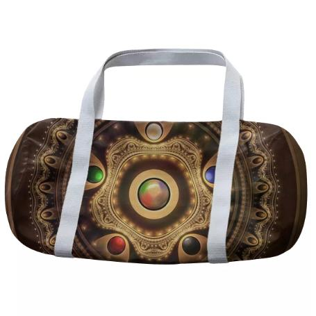 Gathering the Five Fractal Colors of Magic Duffel Bag