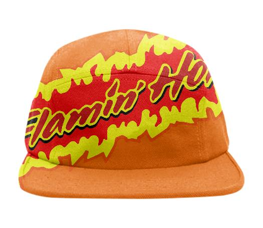 Flamin hot cheetos hat