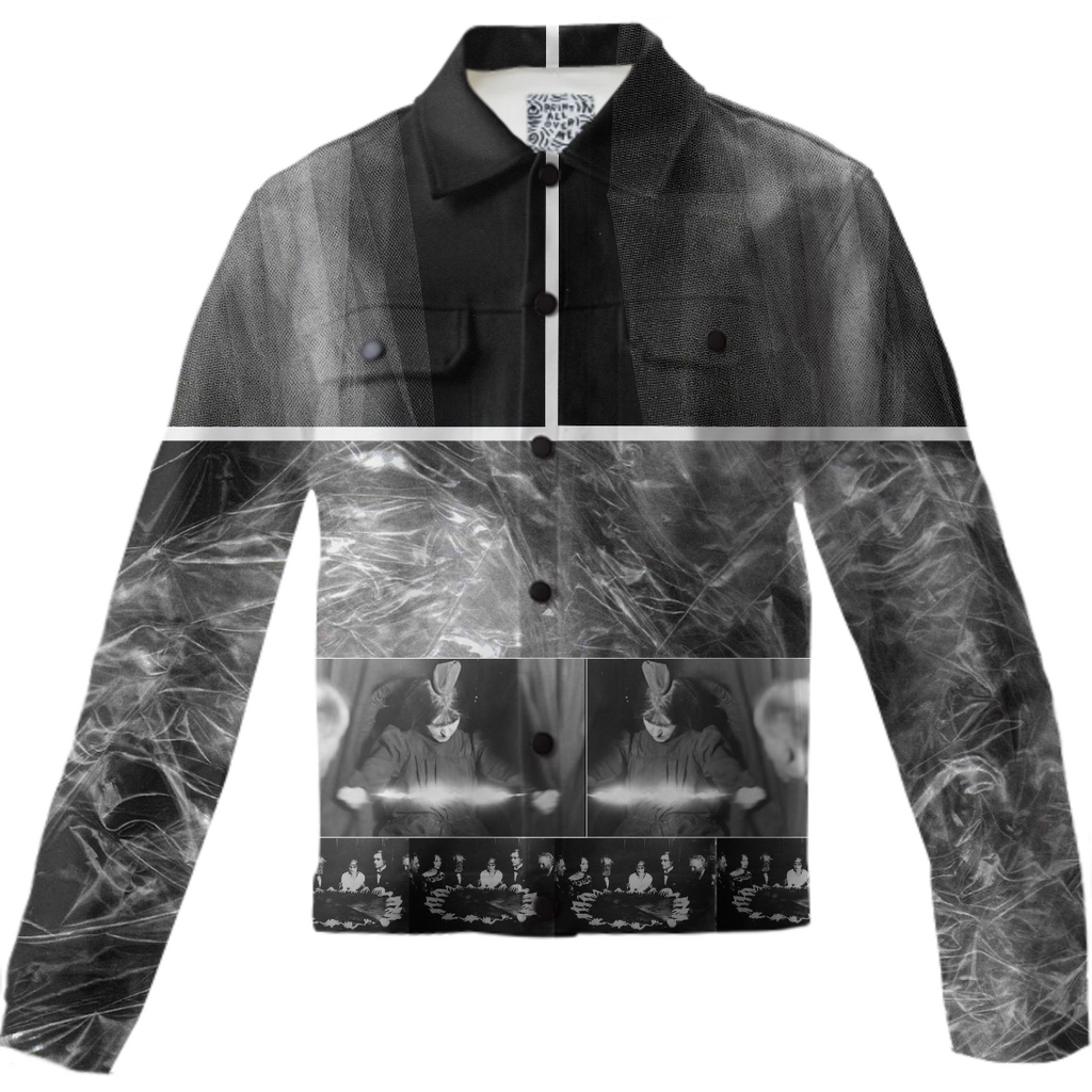 Ghost Collage Jacket