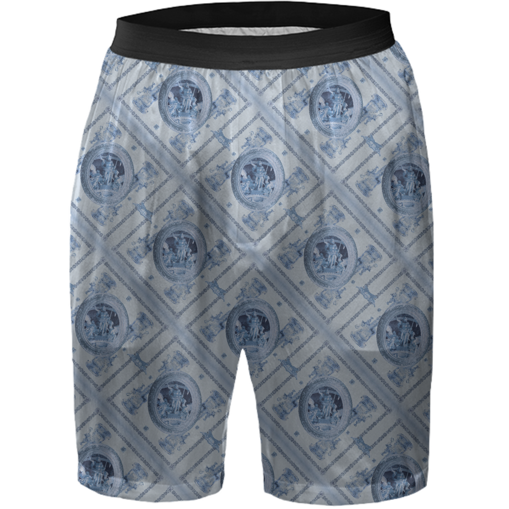 Opulence Light Silk Shorts