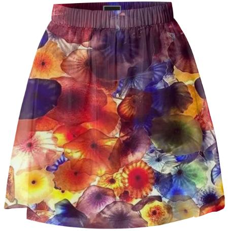 Blown Glass Skirt