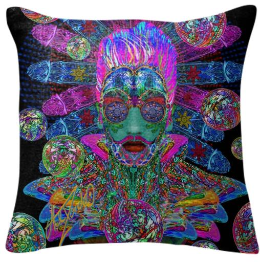 Alex Zondro s Moon Age Pillow