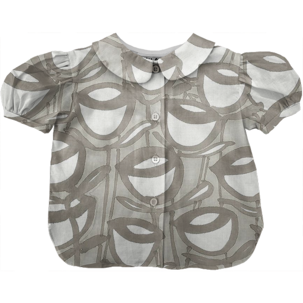 Cup kids blouse