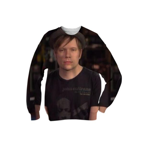 Patrick Stump Sweatshirt