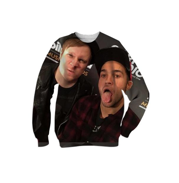 Pete and Patrick Sweatshirt