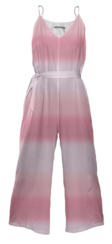Pink Ombre Jumpsuits