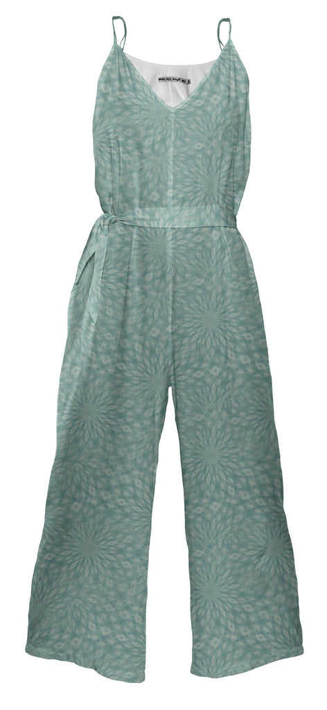Marsh Green Jumpsuit