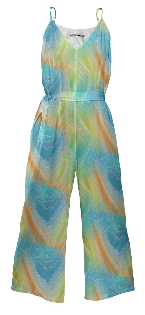 Frozen Rainbow Jumpsuit