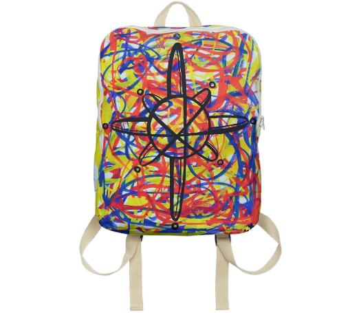 Primary Particle Backpack