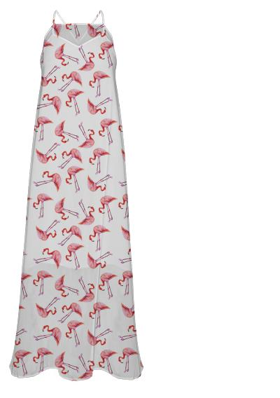 FLAMINGO FUN sundress
