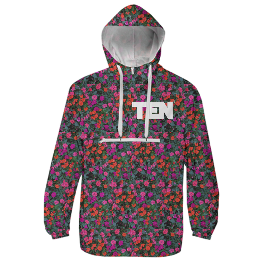 Chicago Flowers windbreaker 1