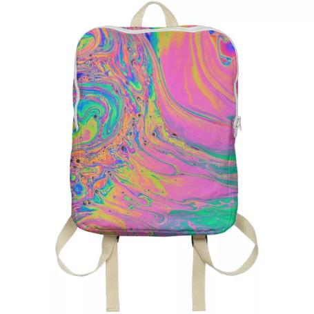 PAOM, Print All Over Me, digital print, design, fashion, style, collaboration, paomcollabs, Backpack, Backpack, Backpack, Marble, autumn winter spring summer, unisex, Poly, Bags