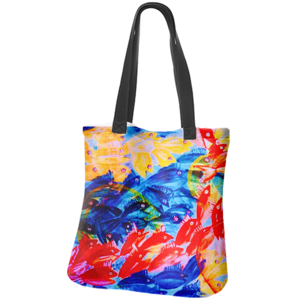 Fishes Tote
