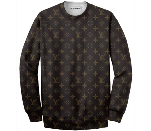 Louis Vuitton cotton sweatshirt