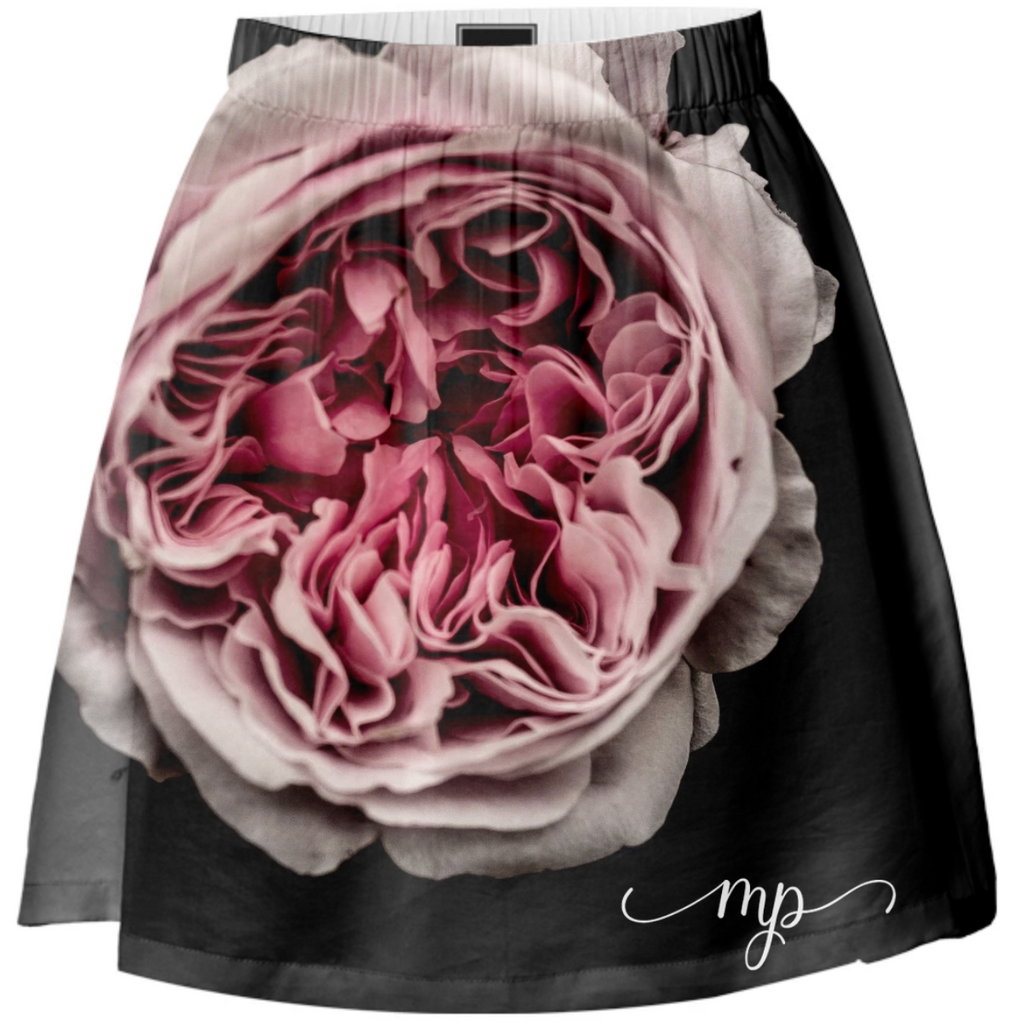 Pink Petals MP Summer Skirt