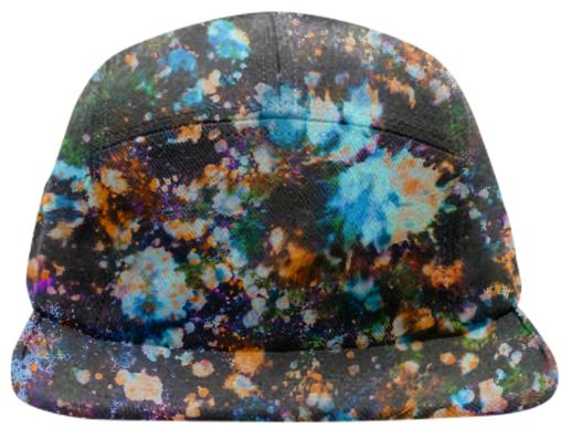 PAOM, Print All Over Me, digital print, design, fashion, style, collaboration, brianvu, Baseball Hat, Baseball-Hat, BaseballHat, Sea, Change, spring summer, unisex, Poly, Accessories