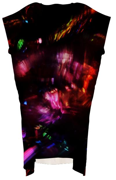 Wavelength Square Dress