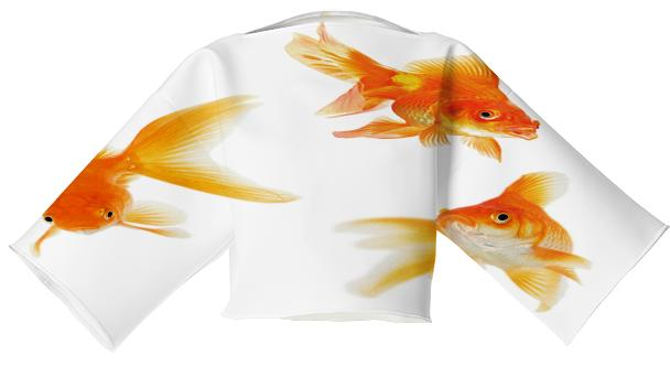 goldfish neoprene top