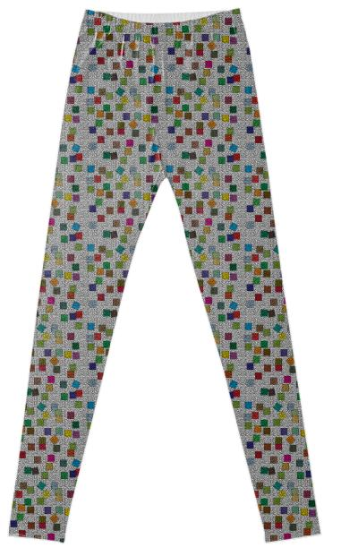 Acid Tabs Fancy Leggings