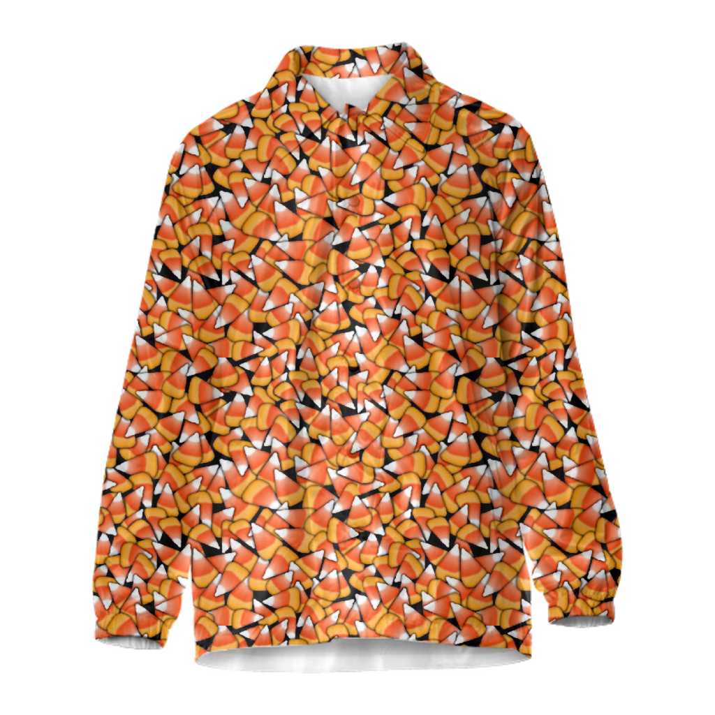 Candycorn Coach jacket