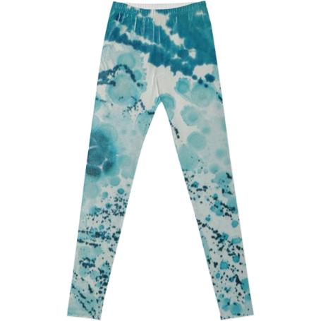 Soil Bacteria leggings 4