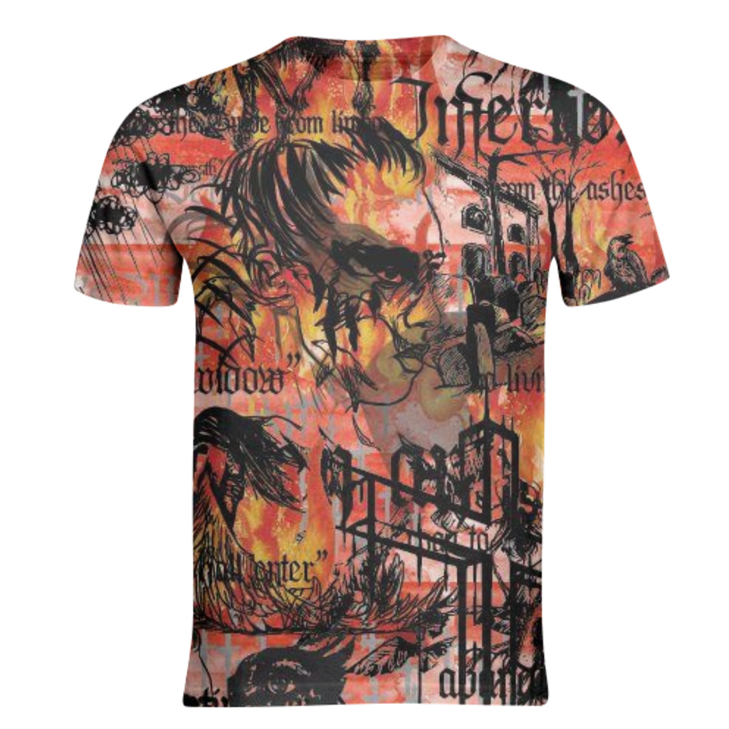 inferno all episodes tee