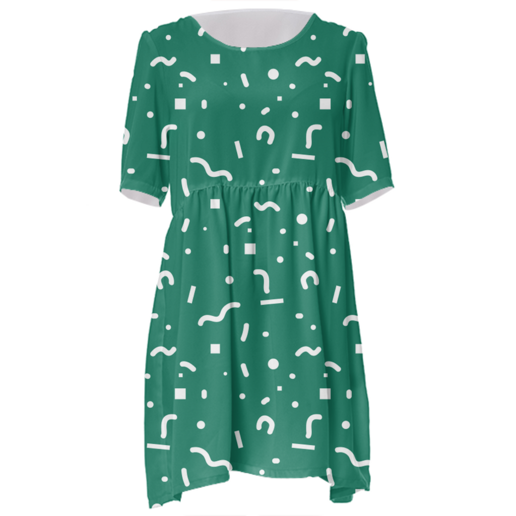 Heatwave : Grass Green Dress