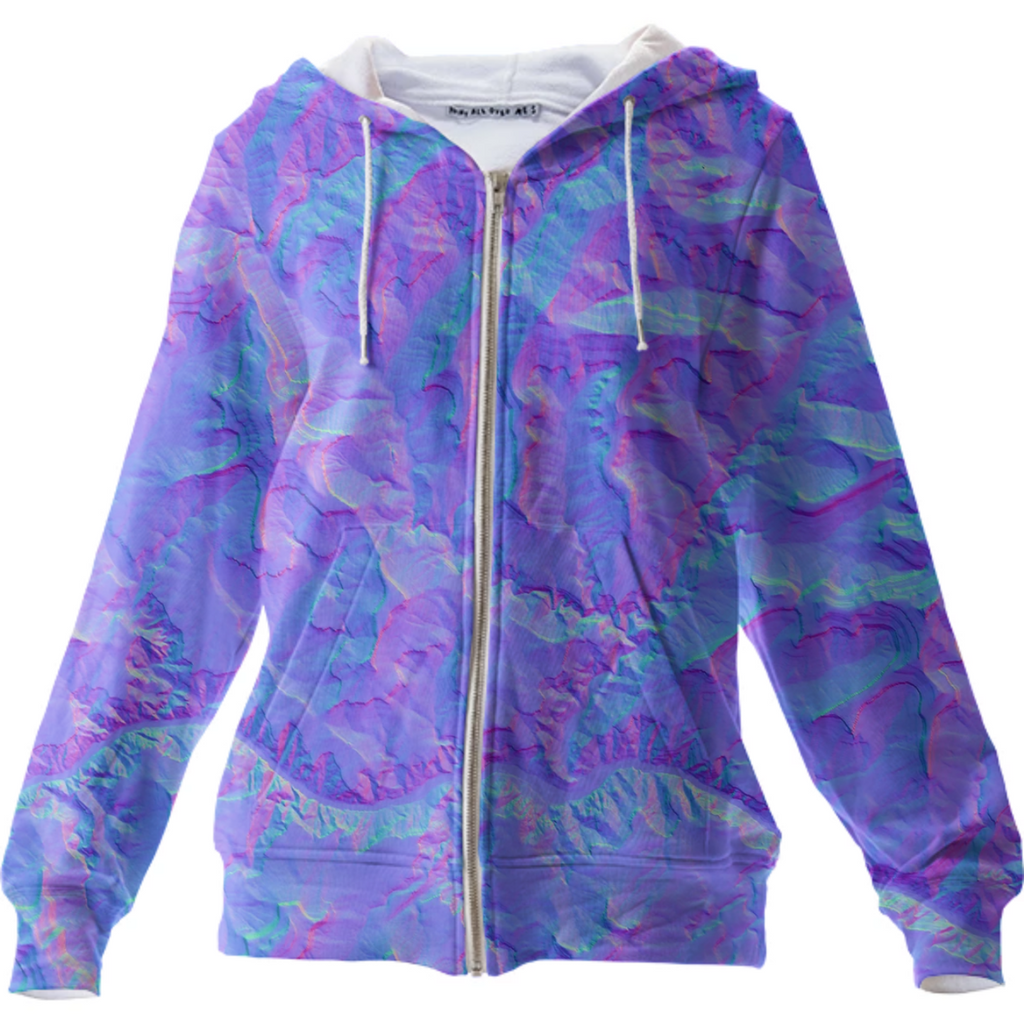 Normal Map Hoodie