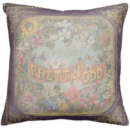 Panic At The Disco Pretty Odd Pillow