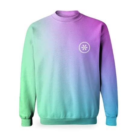 Basic Sweatshirt with Izze Logo