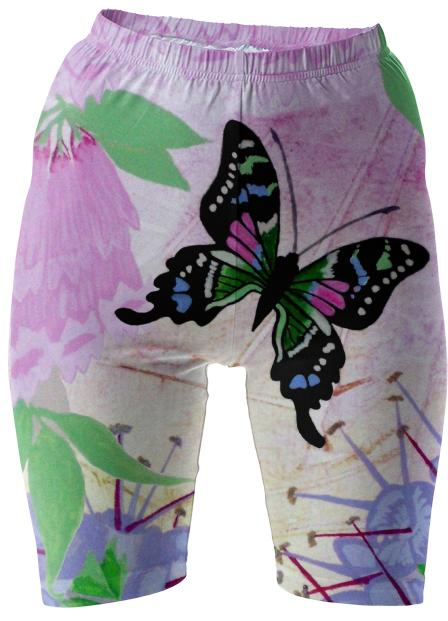New Guinea Delight Bike Shorts